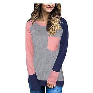 Tops - Long Sleeve Knit Top